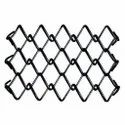 Black PVC Coated Chain Link Fencing
