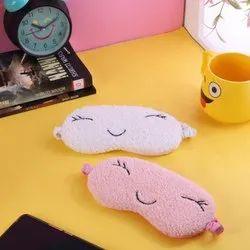 Sleeping Eye Mask Made In Ultra Soft Fabric, Blindfold Comfort Sleep Care