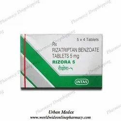 Rizora 5mg Tablets