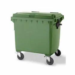 1200 Liter Plastic Wheeled Dustbin