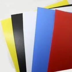 Coloured Polystyrene Sheet