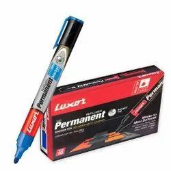 Luxor 1222 Refillable Permanent Marker