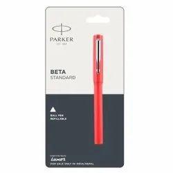 Parker Beta Standard Refillable Ball Pen