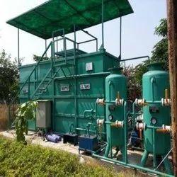 Sewage Treatment Plant For Hospitals