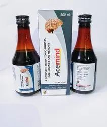 Ayurvedic Brain Tonic And Memory Booster Syrup