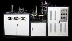 GLI-680-OC Paper Cup Machine