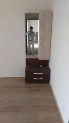 Wooden Ply Board Godrej Dressing Table