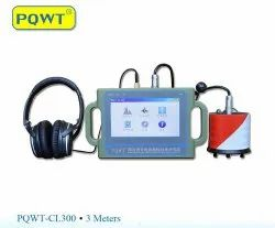 Pipe Water Leak Detector -PQWT-CL300.3M