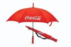 Coco-Cola Umbrella Printing