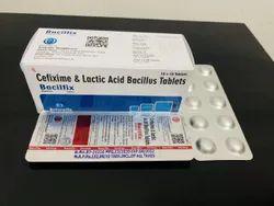 Bacilfix Tablets (Cefixime 200) PCD Pharma Franchise in Gorakhpur