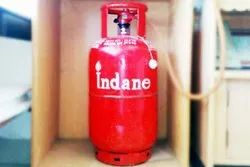 Iron Indane Residential Gas Cylinder, For Resedential