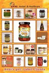 Private Label Honey