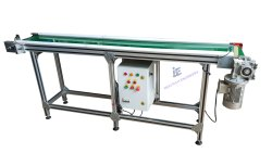 Belt Conveyors With Sensors