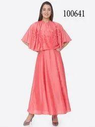Satin Silk Dress