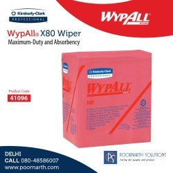 Wypall X80 Wipers-41029