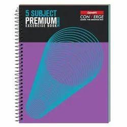 Luxor Spiral Hard Bound Note Book