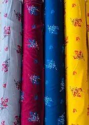 120 GSM Printed Rayon Fabric