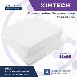 Kimtech Knitted Polyester Wipers 38714