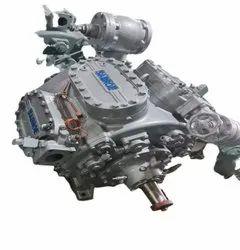 5 HP Sabroe Compressor