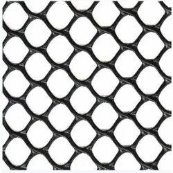 Hexagonal Black HDPE Mesh