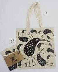 Organic Tote Bag - Natural