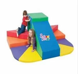 Indoor Home Soft Play Equipments For Toddler Kids Are Group 1-5 Yrs