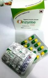 Carminative Mixture With Digestive Enzyme Onzyme Capsules