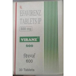 Viranz (Efavirenz 600 Mg)