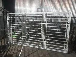 MS Fabrication Balcony Grills