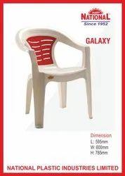 National Galaxy Plastic Chair