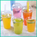 Plain Transparent Plastic Juice Glass, 3 Mm