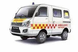 Mahindra Supro Ambulance