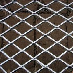 Cold Rolled Expanded Aluminum Mesh