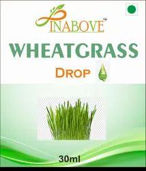 Barley Alfalfa With Wheat Grass Drop