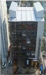 Mechanical Mils Steel Tower Car Parking, Automation Grade: Industrial Grade, Capacity: 3000 Kg