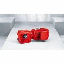 200 Hp Cast Iron SEW EURODRIVE Gear Motors, For Industrial