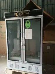 Vertical Glass Door Freezer