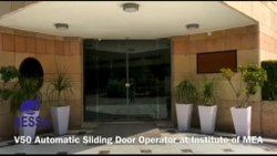 Automatic Sliding Door System