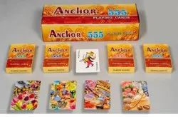Anchor 555 Printed Playing Cards