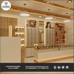 Optical Shop Design Counter - New