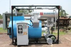 Fuel Fired Thermic Fluid Heater