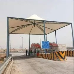 Toll Plaza Tensile Structure