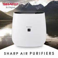 Sharrp Sharp Electronics FPJ30MB Portable Room Air Purifier (White)