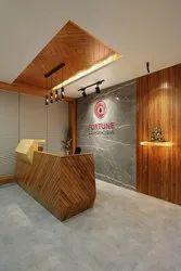 Office Reception Interior Designs