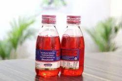 Dextromethorphan Hbr 10 mg & Cpm 2 mg & Phenylephrine 5 mg syrup, For Clinical