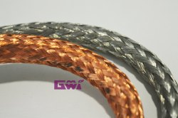 Round Braided Copper Flexible Wires