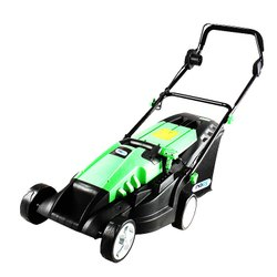 Heavy Duty Electric Lawn Mower Powered By Induction Motor