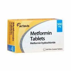 Metformin 500 Mg Tablets