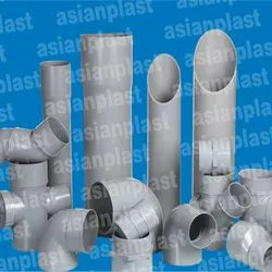 ASIAN PLAST 15MM TO 200MM PVC Pipe Fittings, Agriculture