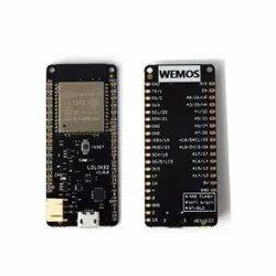 WeMos LOLIN32 V1.0.0 based on ESP32 Rev1 Wifi Bluetooth Board